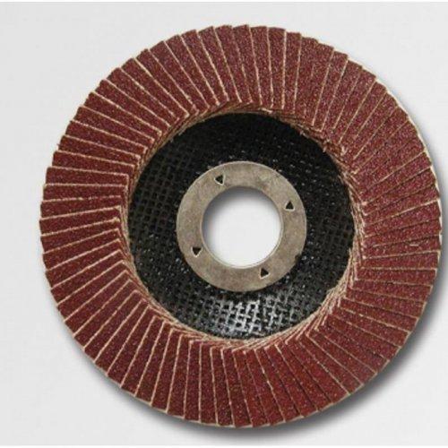 Kotouč brusný lamelový korund 150mm, zr.120 STAVTOOL BS150120