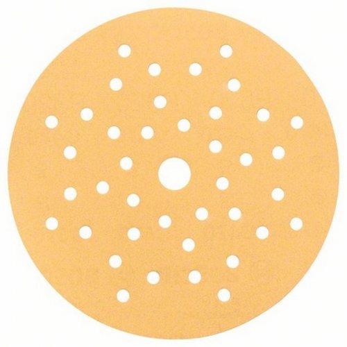 Brusný papír C470 pro excentrické brusky 50ks 125 mm, 180 Bosch 2608621010