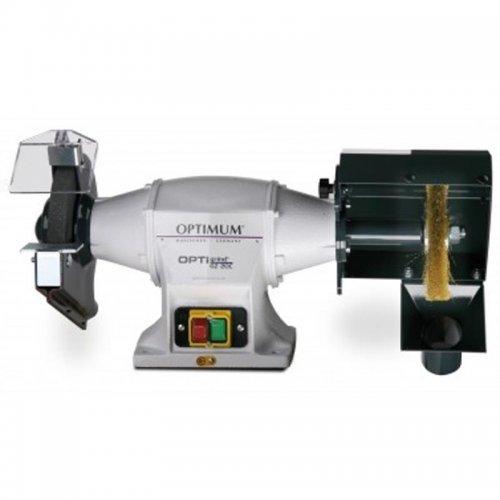 Kombinovaná bruska kotouč / kartáč Optimum GZ 20 C