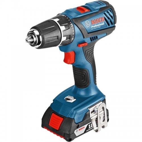 Aku vrtací šroubovák bez aku Bosch GSR 18-2-LI Plus Professional 0 601 9E6 102