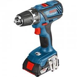 Aku vrtačka 2x2,0Ah Bosch GSR 18-2-LI Plus Professional 06019E6120