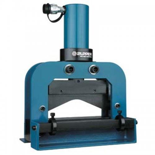 Zařízení pro stříhání proudové pásoviny (Cu/Al) ZUPPER CWC-200V