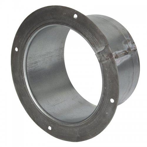 Příruba z pozinkované oceli, 125 mm DALAP DF 125