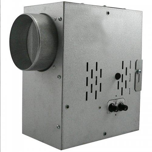 Potrubní radiální ventilátor, 248mm DALAP SPV 250 T