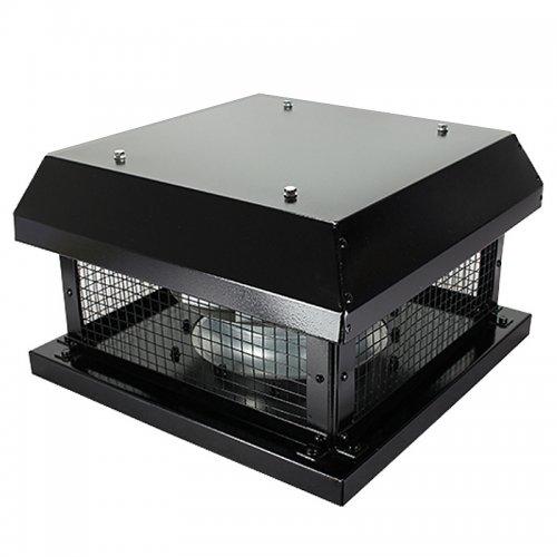 Kovový střešní ventilátor s EC motorem DALAP BATRON PROFI 280