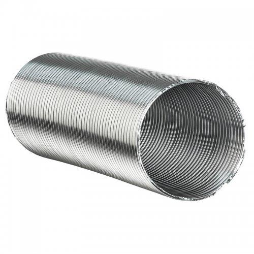 Hliníkové ohebné ventilační potrubí  80 mm / 6 m DALAP ALUDAP 080/6
