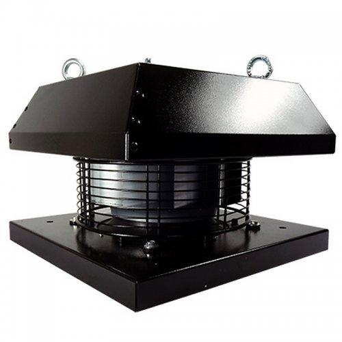 Kovový střešní ventilátor DALAP BATRON/400V 450