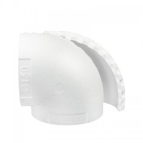 Izolace pro PVC T-spojka, 125 mm DALAP TI232