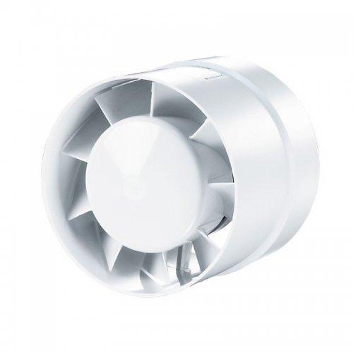 Axiální ventilátor s vyšším výkonem k instalaci na potrubí DALAP Vents 150 VKO L TURBO