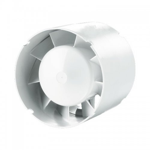 Axiální ventilátor k instalaci do potrubí DALAP 125 SDZ