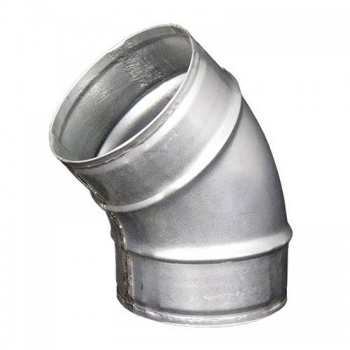 Koleno pozinkované 45°, průměr 100 mm DALAP BEND 45/100