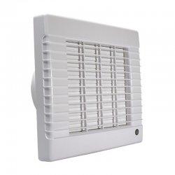Ventilátor s automatickou žaluzií DALAP 150 LVL