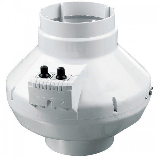 Radiální plastový ventilátor 315mm DALAP TURBINE P 315 T