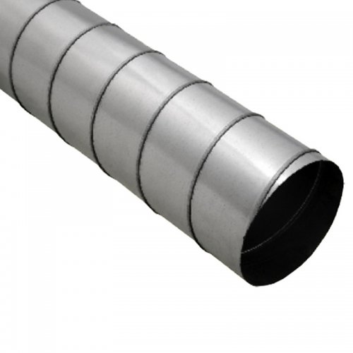 Spiro potrubí z pozinkovaného plechu, 450 mm / 3 m  DALAP SPIROVENT 450/3