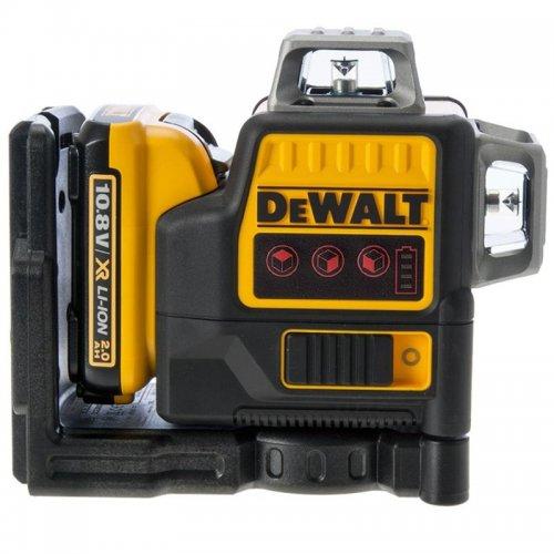 Aku křížový laser 360° 10,8 V 2,0Ah DeWALT DCE089D1R