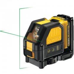 Aku křížový laser 10,8V XR 1x2,0Ah DeWALT DCE088D1G