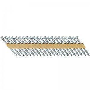 Pozinkované kroužkované hřebíky 4x60mm pro DCN693 2000ks DeWALT DNM40R60GZ