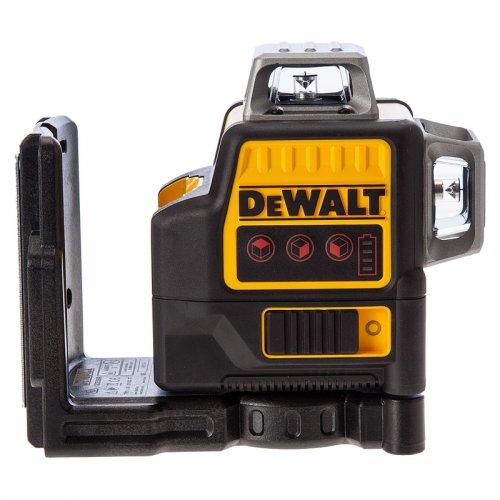 Křížový laser 360° DeWALT DCE089NR