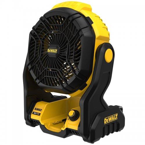 Aku ventilátor 18V bez aku DeWALT DCE512N