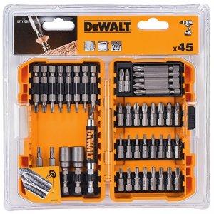 45dílná sada bitů DeWALT DT71703