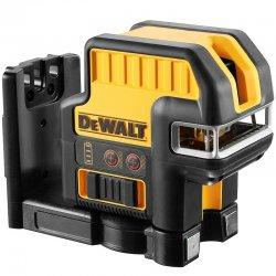 Křížový/pětibobový laser DeWALT DCE0825LR