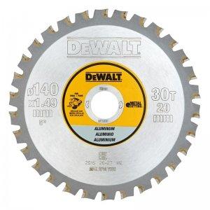 Pilový kotouč 140x20mm, 30 zubů pro aku pily DeWALT DT1910