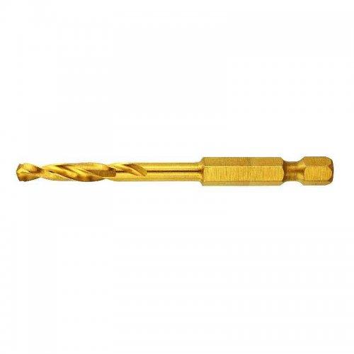 Titanový vrták do kovu 9x101,6mm pro rázové utahováky DeWALT DT50015