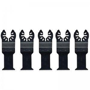5 ks pilových listů pro rychlé řezání dřeva 30mm x 43mm (5 x DT20704) DeWALT DT20725