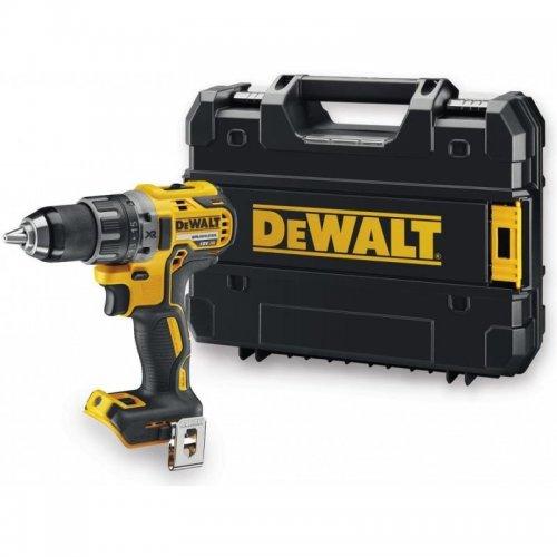 Aku bezuhlíková vrtačka 18V bez baterií a nabíječky DeWALT DCD791NT