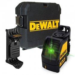 Křížový laser se zeleným paprskem DeWALT DW088CG