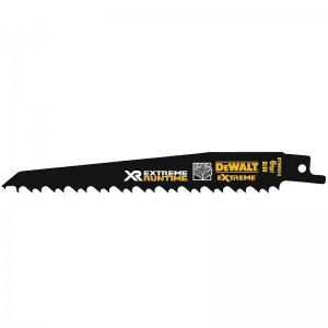 Pilový plátek demoliční na dřevo s hřebíky pro mečové pily 152mm 5ks DeWALT FLEXVOLT DT99554