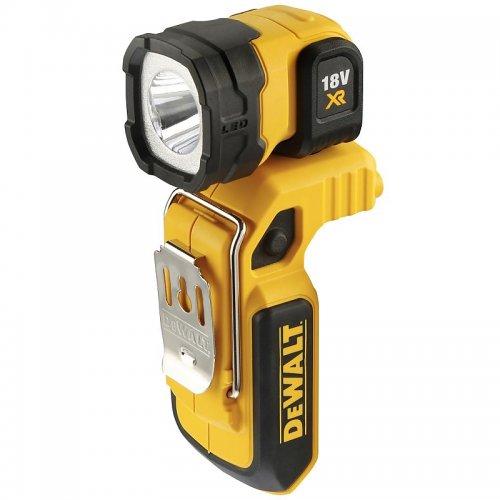 Aku svítilna 18V XR bez baterie DeWALT DCL044