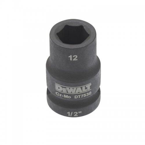 "Nástrčná hlavice EXTREME IMPACT 1/2"" 21mm, dlouhá DeWALT DT7555"