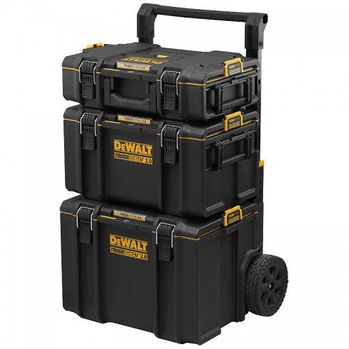 Set kufrů TOUGHSYSTEM 2.0 DeWALT DWST83402-1