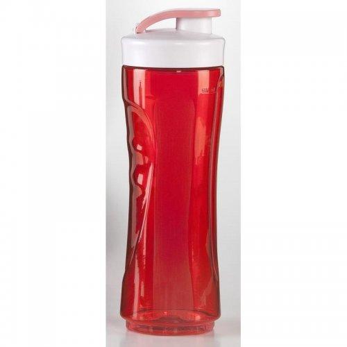 Velká láhev smoothie mixérů červená DOMO DO434BL-BG