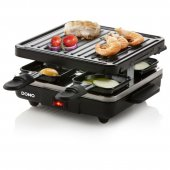 Raclette gril pro 4 osoby DOMO DO9147G