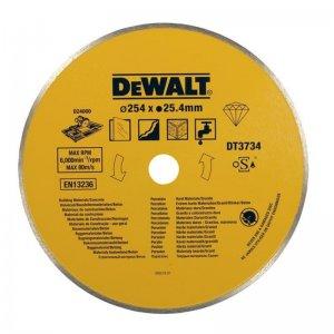 Dia kotouč pro stolní řezačku D24000 na kámen a porcelán DeWALT DT3734