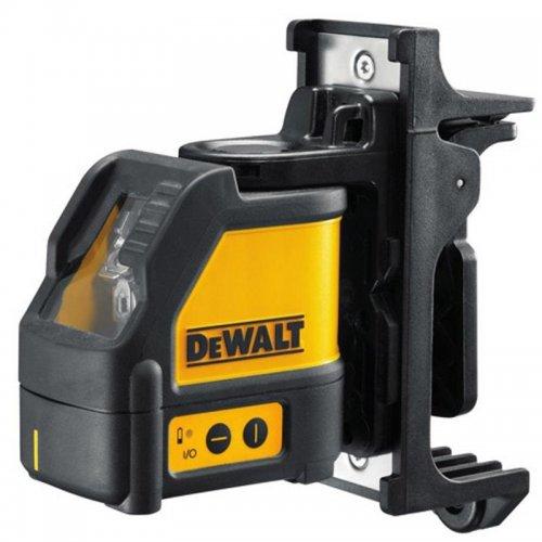 Samonivelační křížový laser DeWALT DW088K