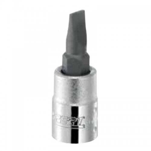 "Zástrčné 1/4"" ploché hlavice 4mm TONA Expert E030109T"