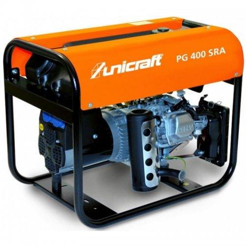 Elektrocentrála Unicraft PG 400 SRA