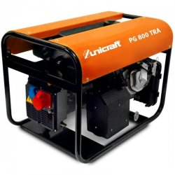 Elektrocentrála Unicraft PG 800 TRA