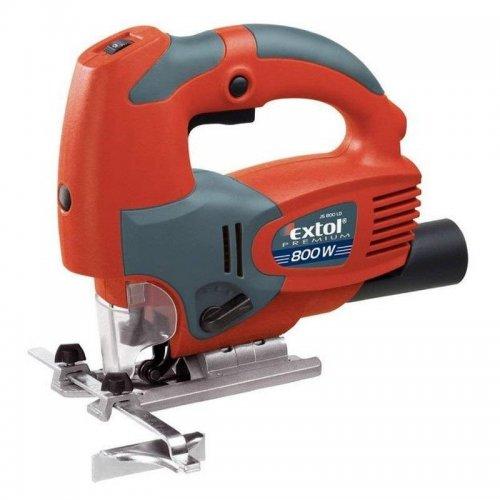Přímočará pila s laserem EXTOL PREMIUM JS 800 LD 8893101