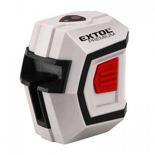Křížový liniový samonivelační laser Extol Premium 8823301