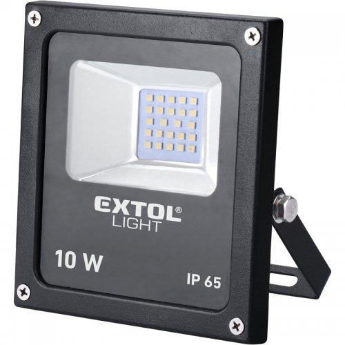 LED reflektor 650lm Economy EXTOL LIGHT 43221