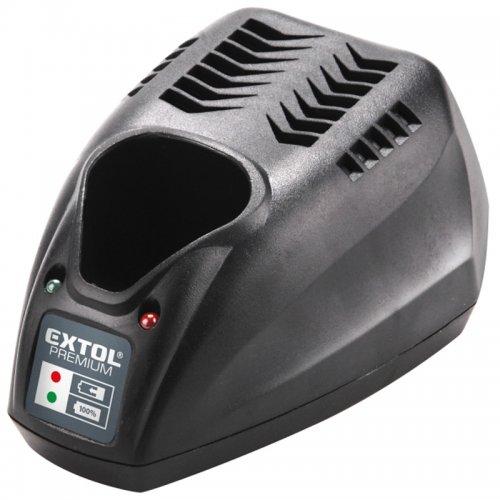 Nabíječka akumulátorů EXTOL PREMIUM 8891151A