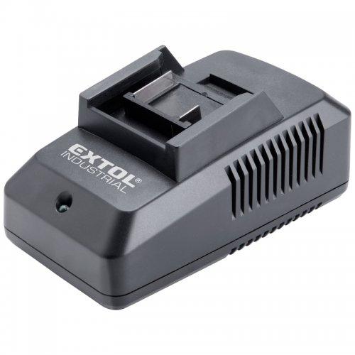 Nabíječka akumulátorů 18V 3,0A EXTOL INDUSTRIAL 8791115A