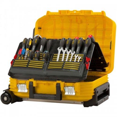 Kufr s kolečky na nářadí pro techniky FatMax Stanley FMST1-72383
