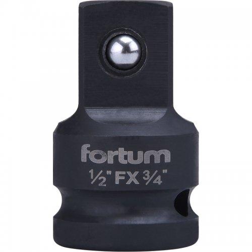 """Adaptér vnitřní 1/2"""" - vnější 3/4"""" FORTUM 4703111"""