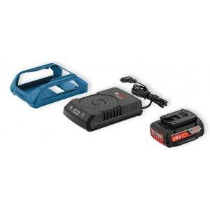 Startovací sada s bezdrátovým nabíjením Bosch GBA 18 V 2,0 Ah MW-B + GAL 1830 W Professional 1600A003NA