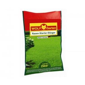 Startovací hnojivo na trávník 6,5 kg Wolf-Garten LY-N 250